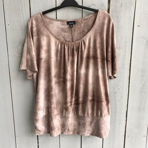 Alyx Brown Top